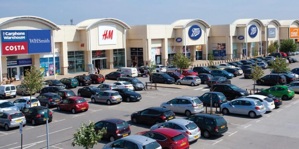 New Mersey Retail Park