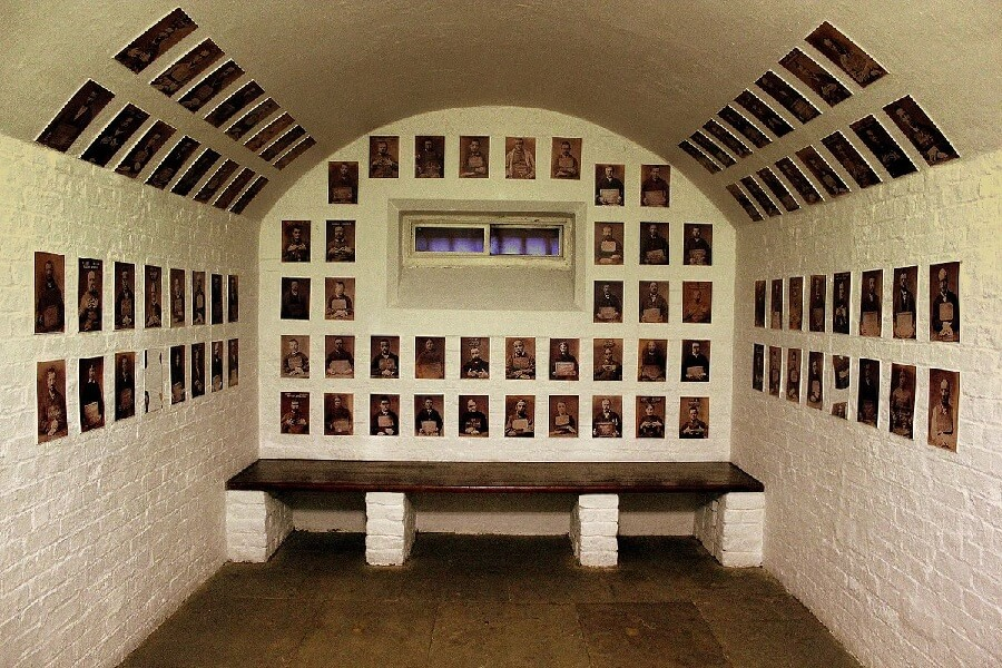 St. Georges Hall Holding Cell